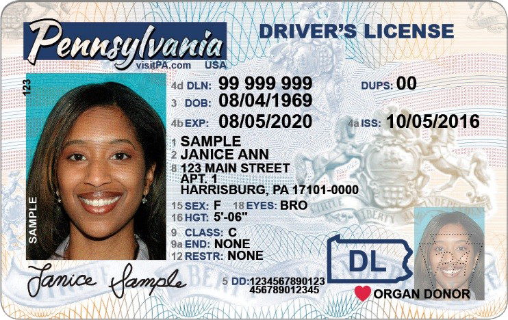 drivers license center danville pa