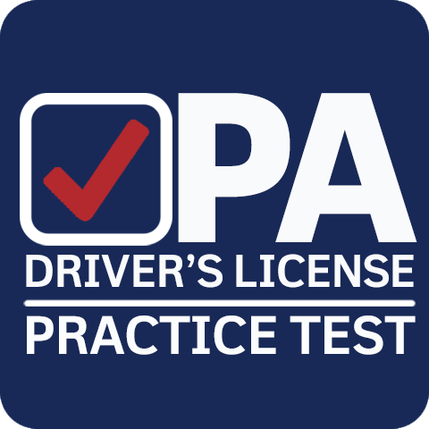 Pennsylvania Driver's License Practice Knowledge Test Mobile Application