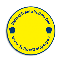 PennDOT Yellow DOT Information