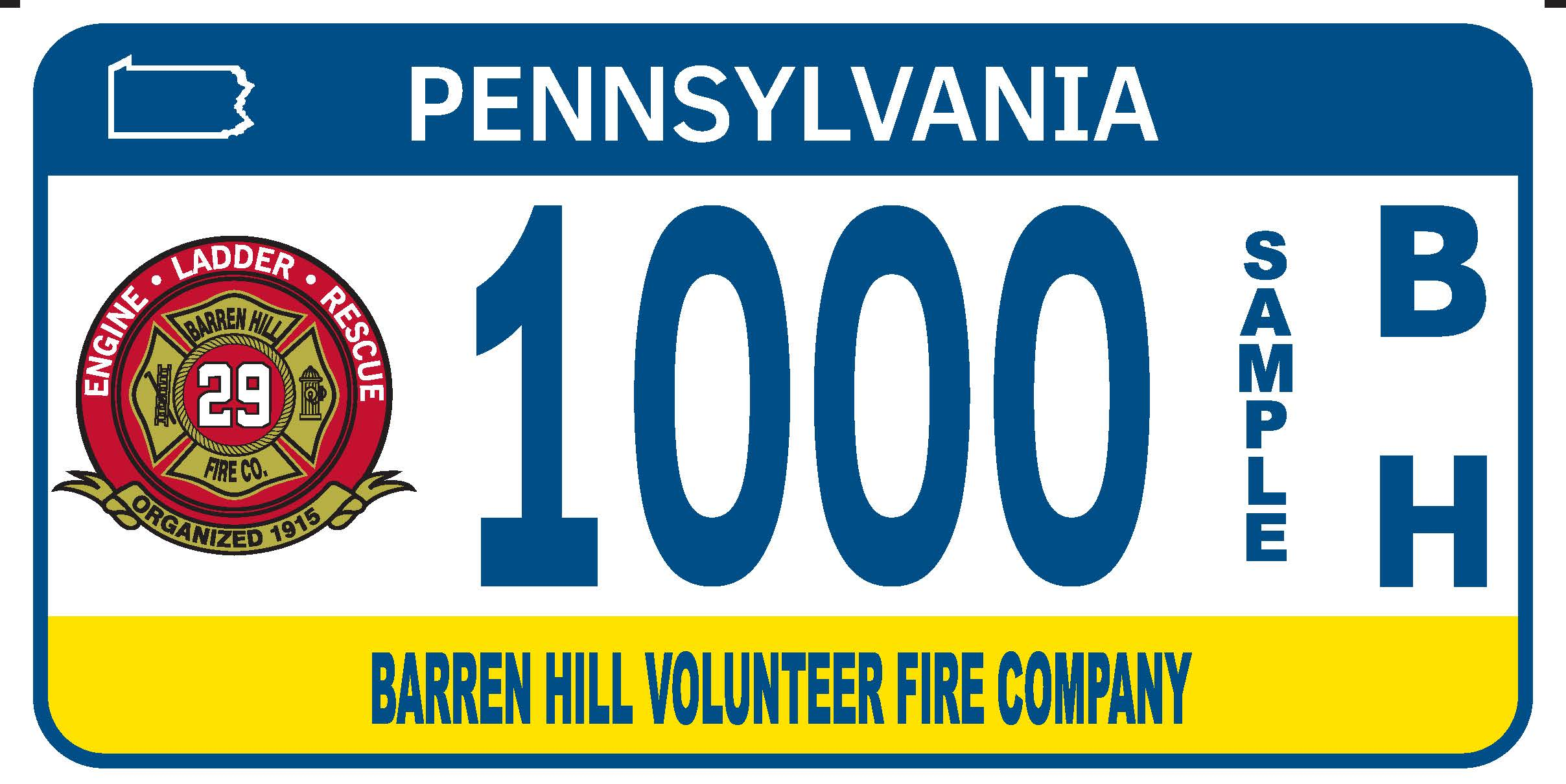 barren hill volunteer fire co