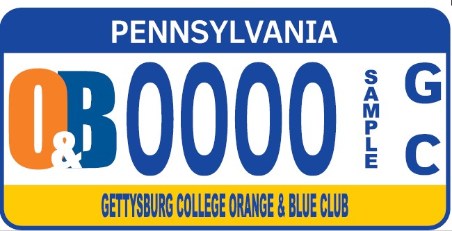 Gettysburg College Orange and Blue Club