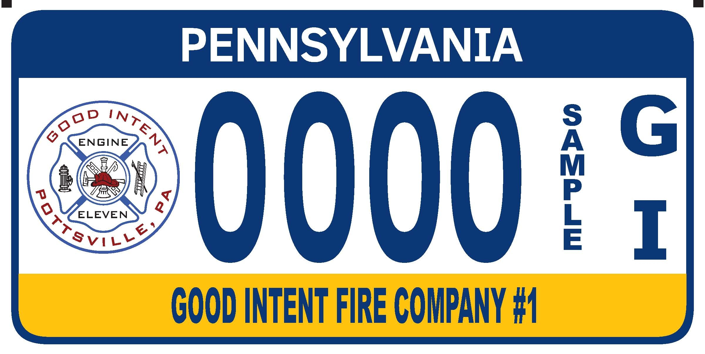 Good Intent Fire Company #1