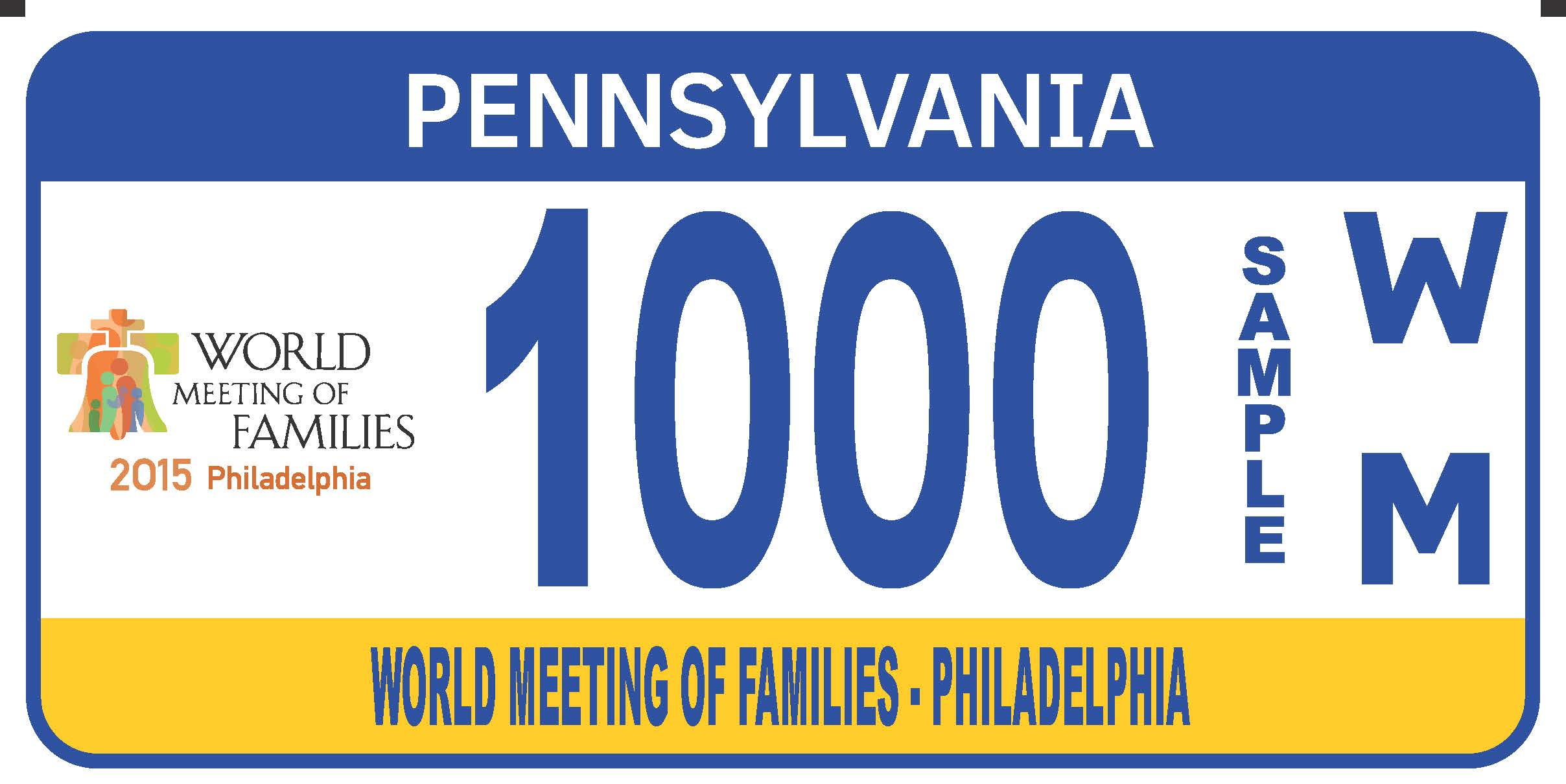 World Meeting of Families - Philadelphia