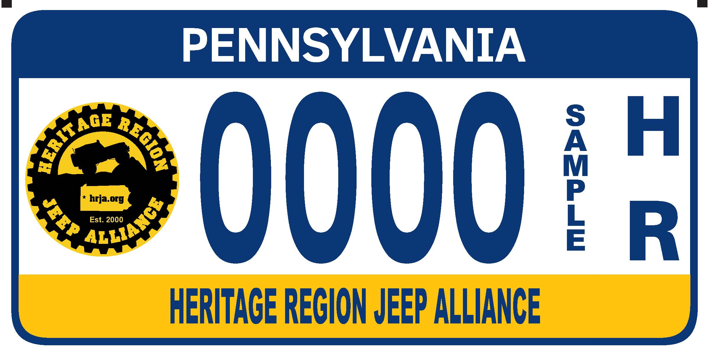 Heritage Region Jeep Alliance