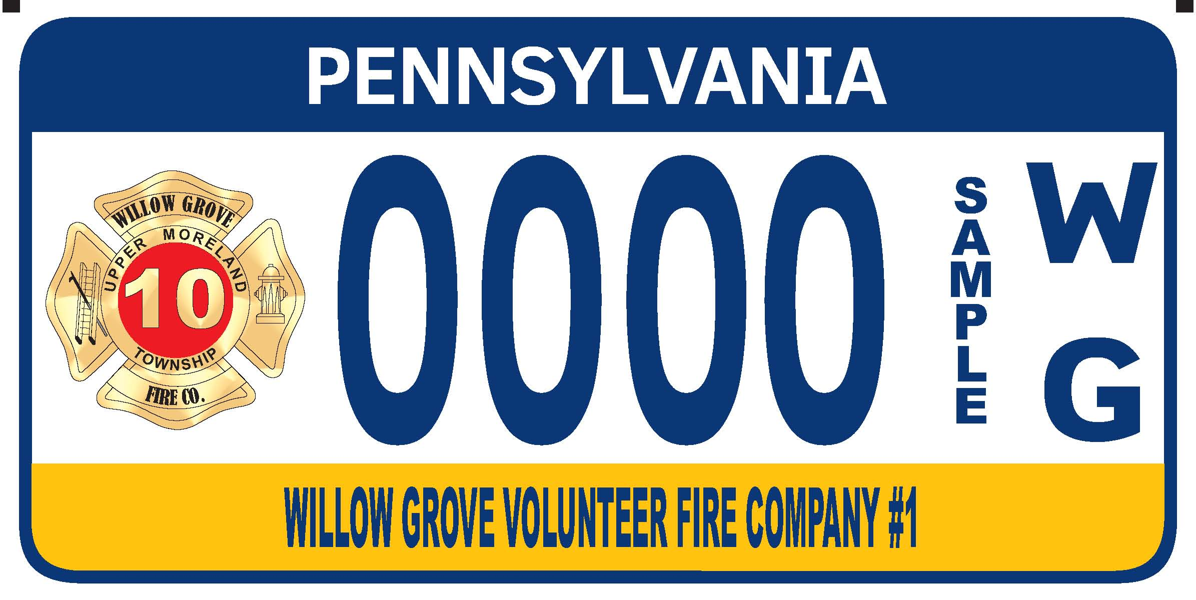 Willow Grove Volunteer Fire Company #1